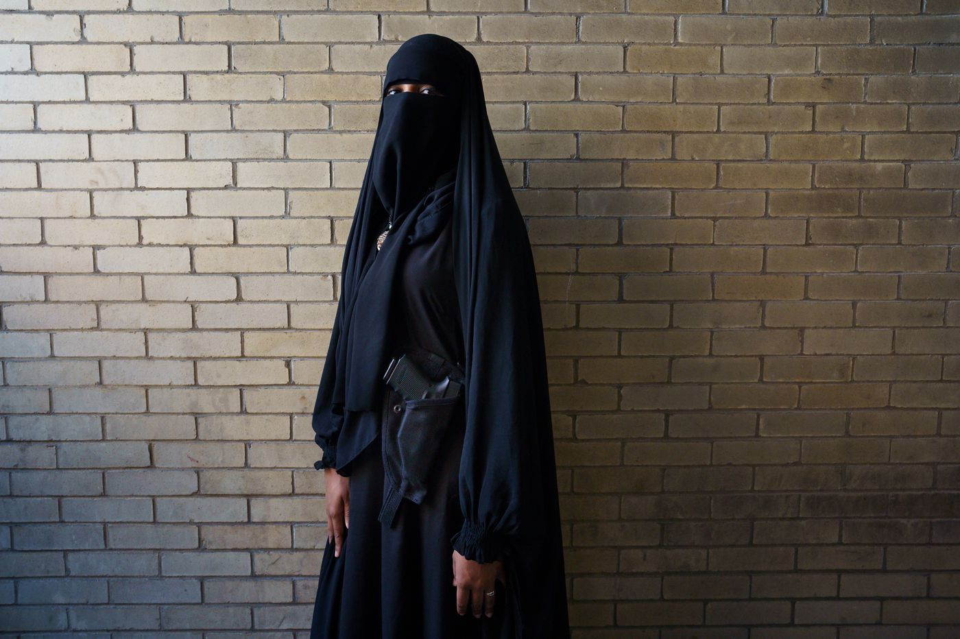 She's black, female, Muslim, covered — and licensed to carry | Jenice Armstrong