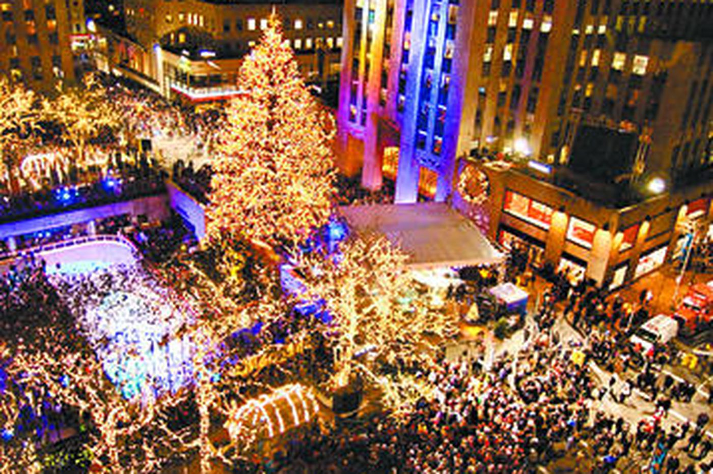 Senior Traveler: Holiday Magic in the Big Apple
