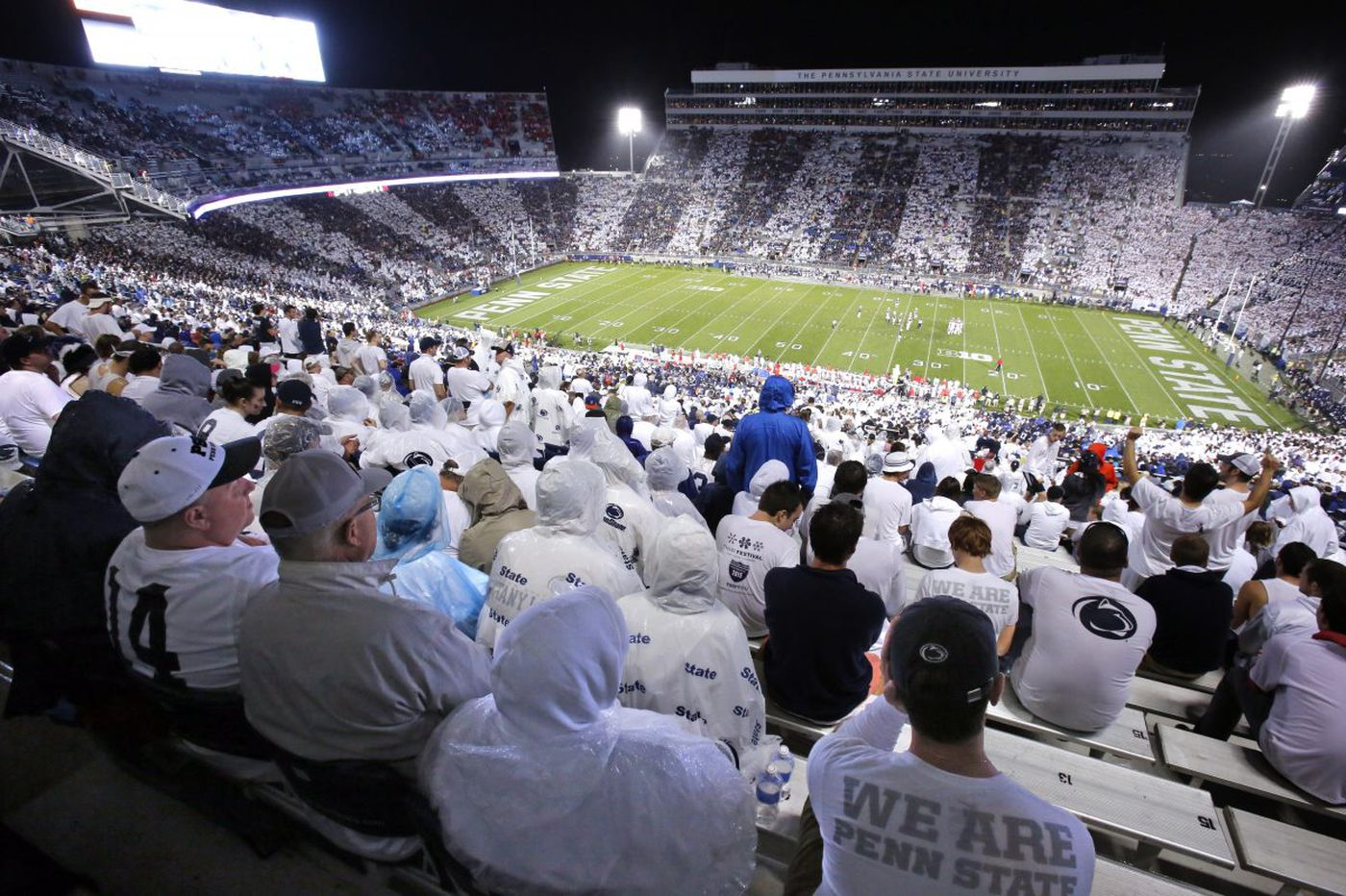 How the GOP's proposed tax plan could impact sports, especially Penn State