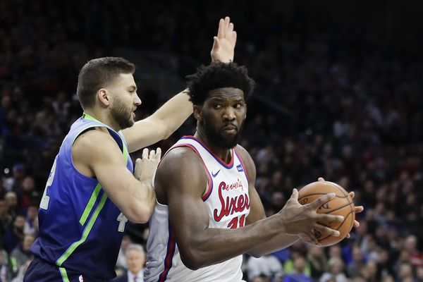 NBA power rankings: Sixers fall out of top 10