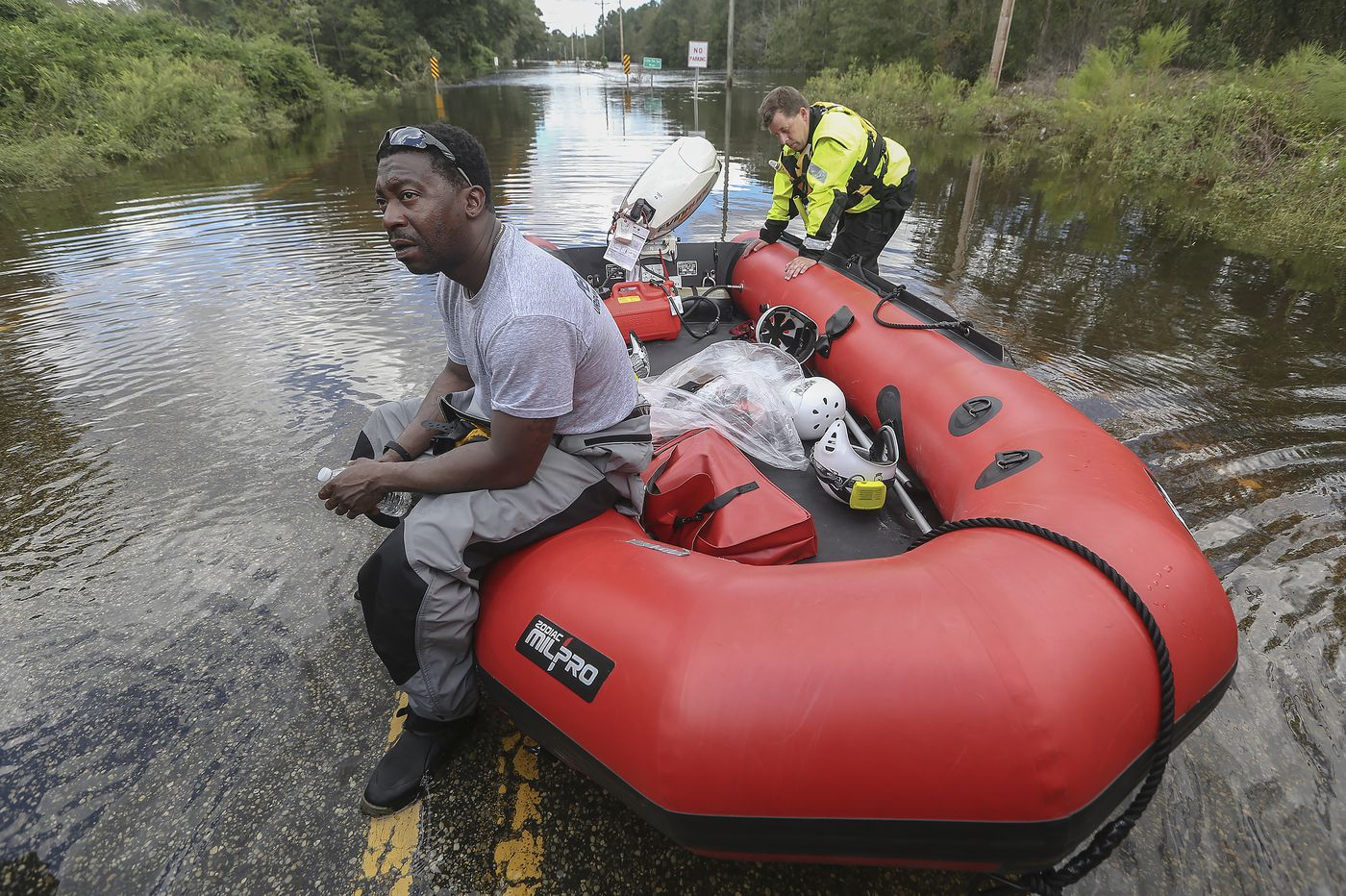 Florence tests Philly firefighters, Kavanaugh vote expected | Morning Newsletter