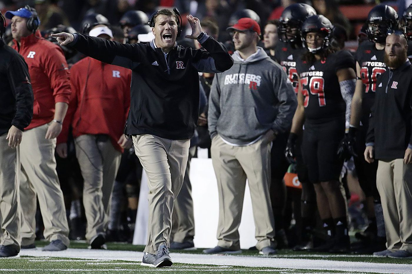 Improved Rutgers goes from hapless to hopeful