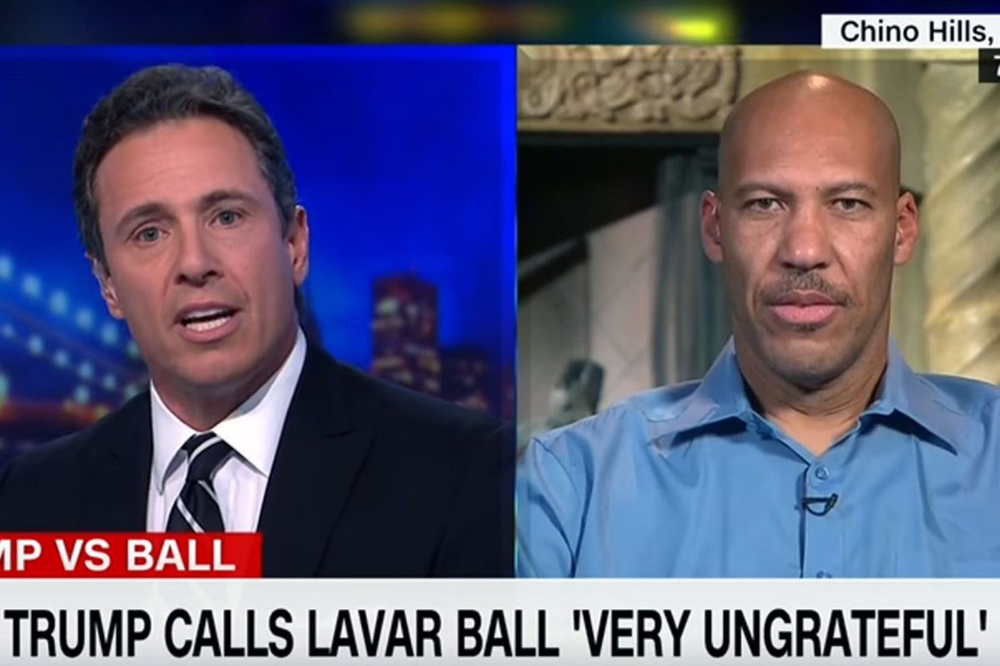 'Poor man's version of Don King': Trump continues his war of words with LaVar Ball