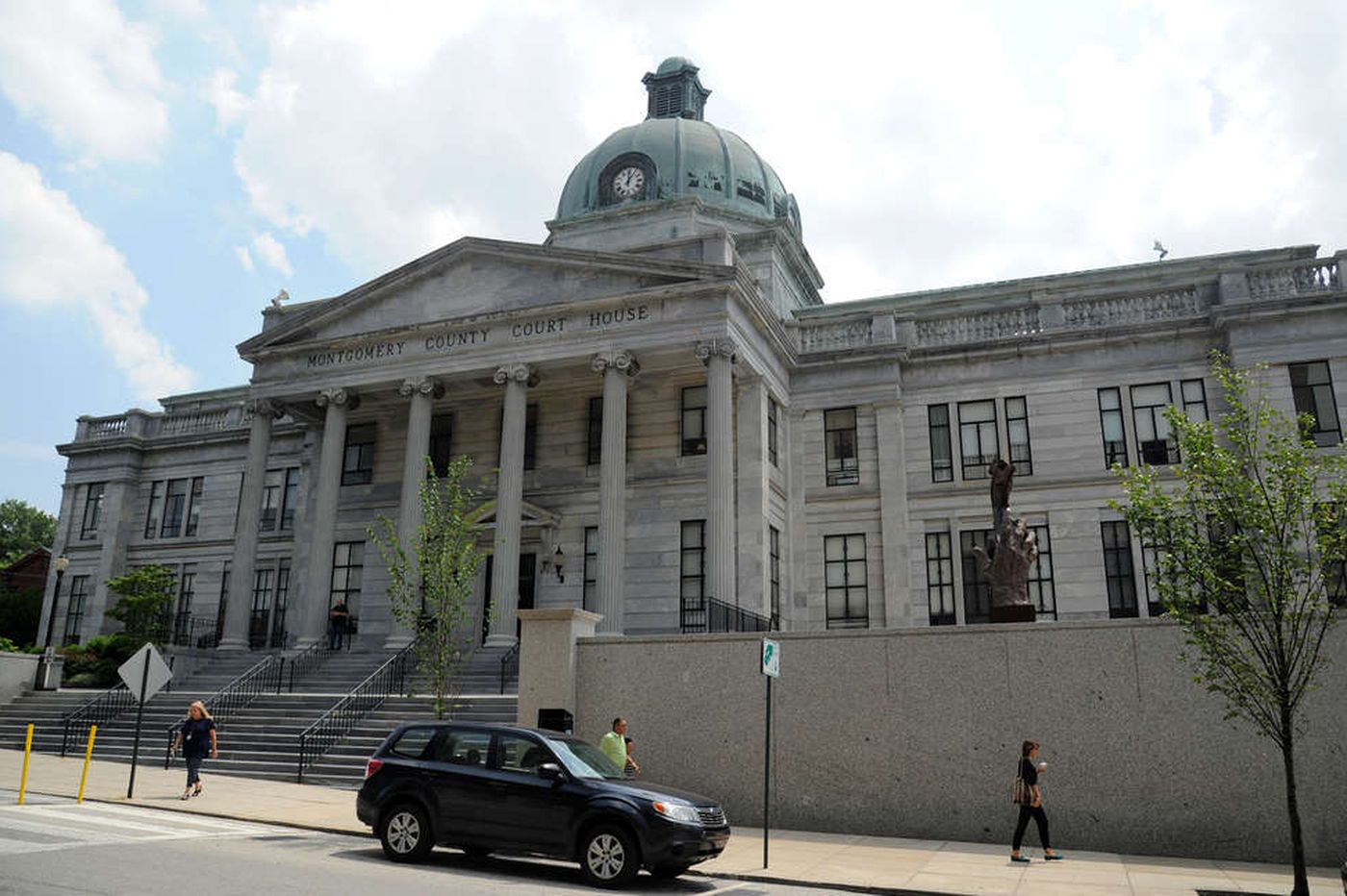 Philly Building Trades angling to ensure jobs on massive Norristown courthouse renovation