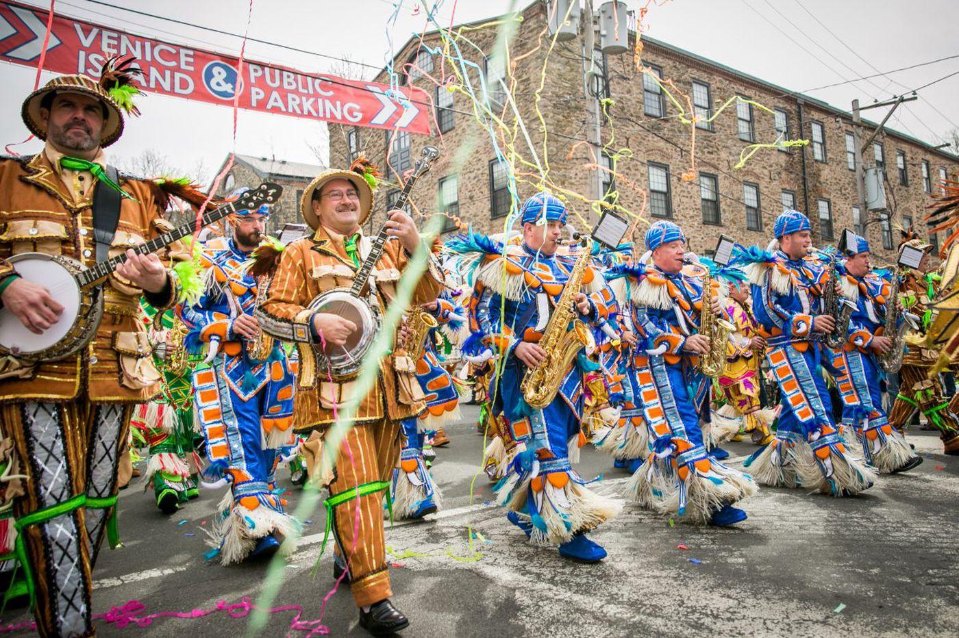How to celebrate Mardi Gras in Philadelphia