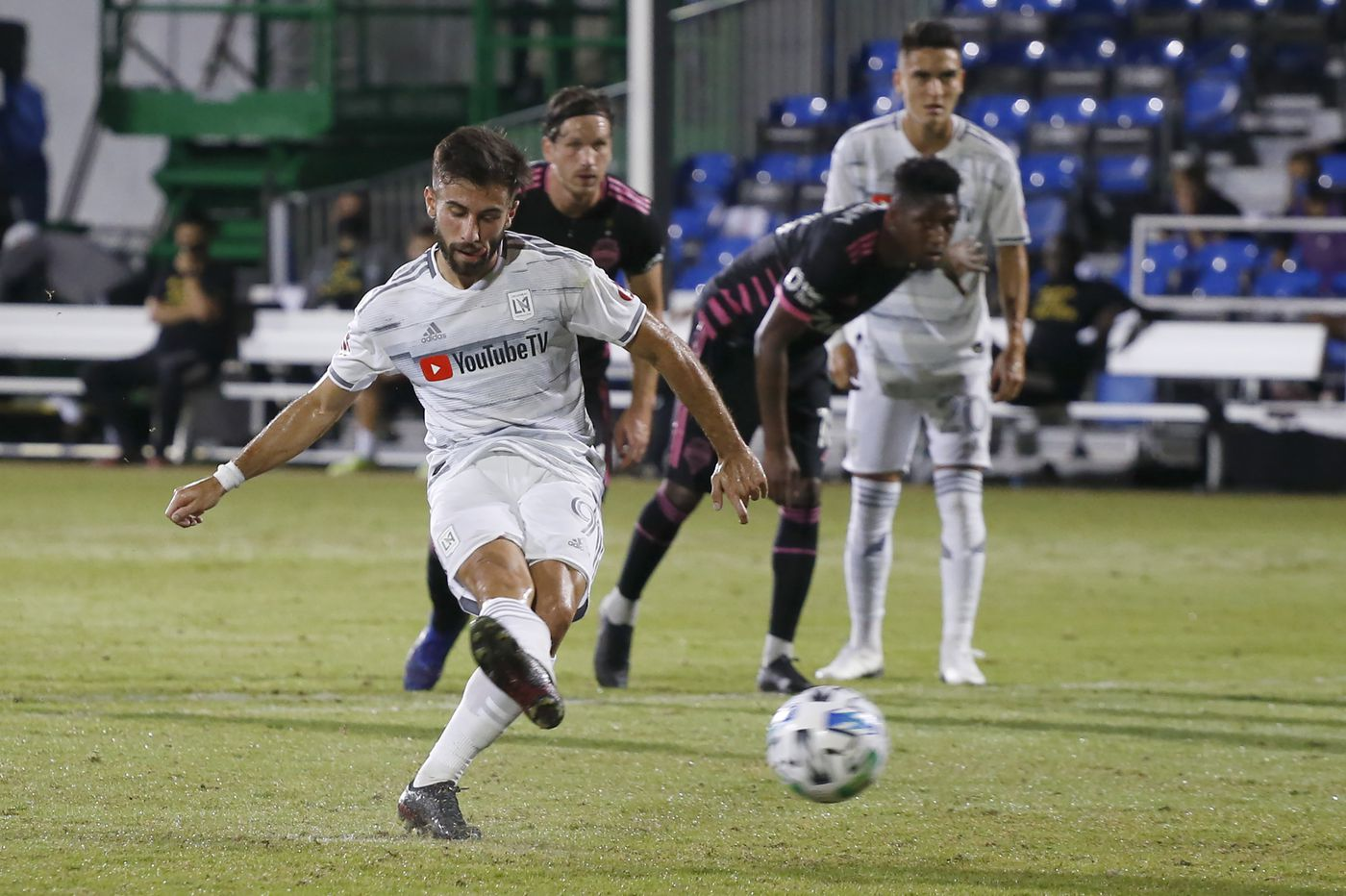 LAFC routs Seattle, San Jose beats Real Salt Lake in MLS tournament round of 16