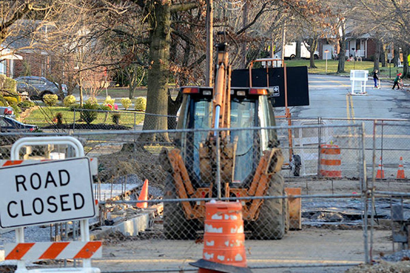 Westmont Bridge to open next month