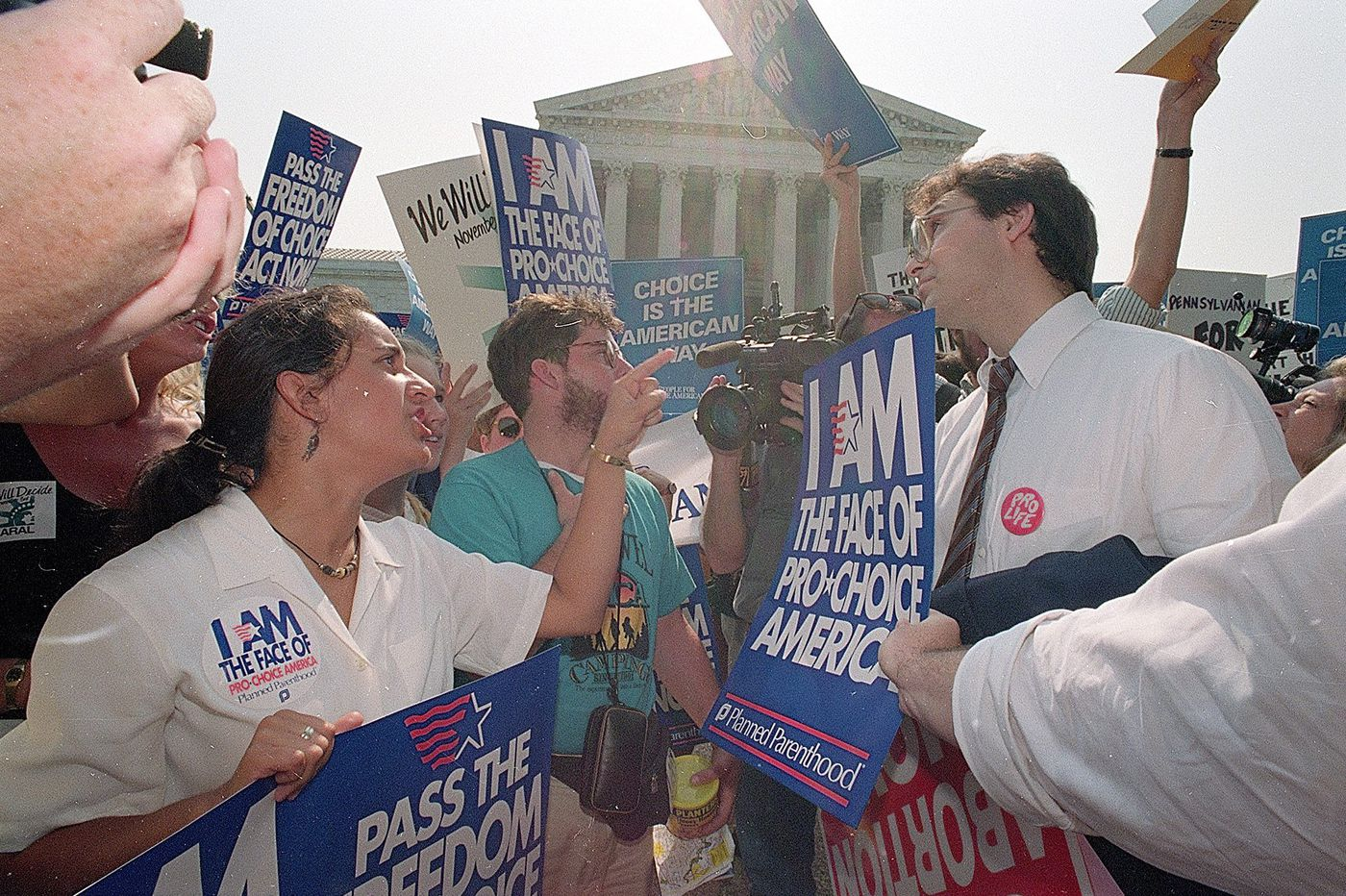I fought to preserve abortion rights in 1992. Here's why I'm terrified about the Supreme Court now | Perspective