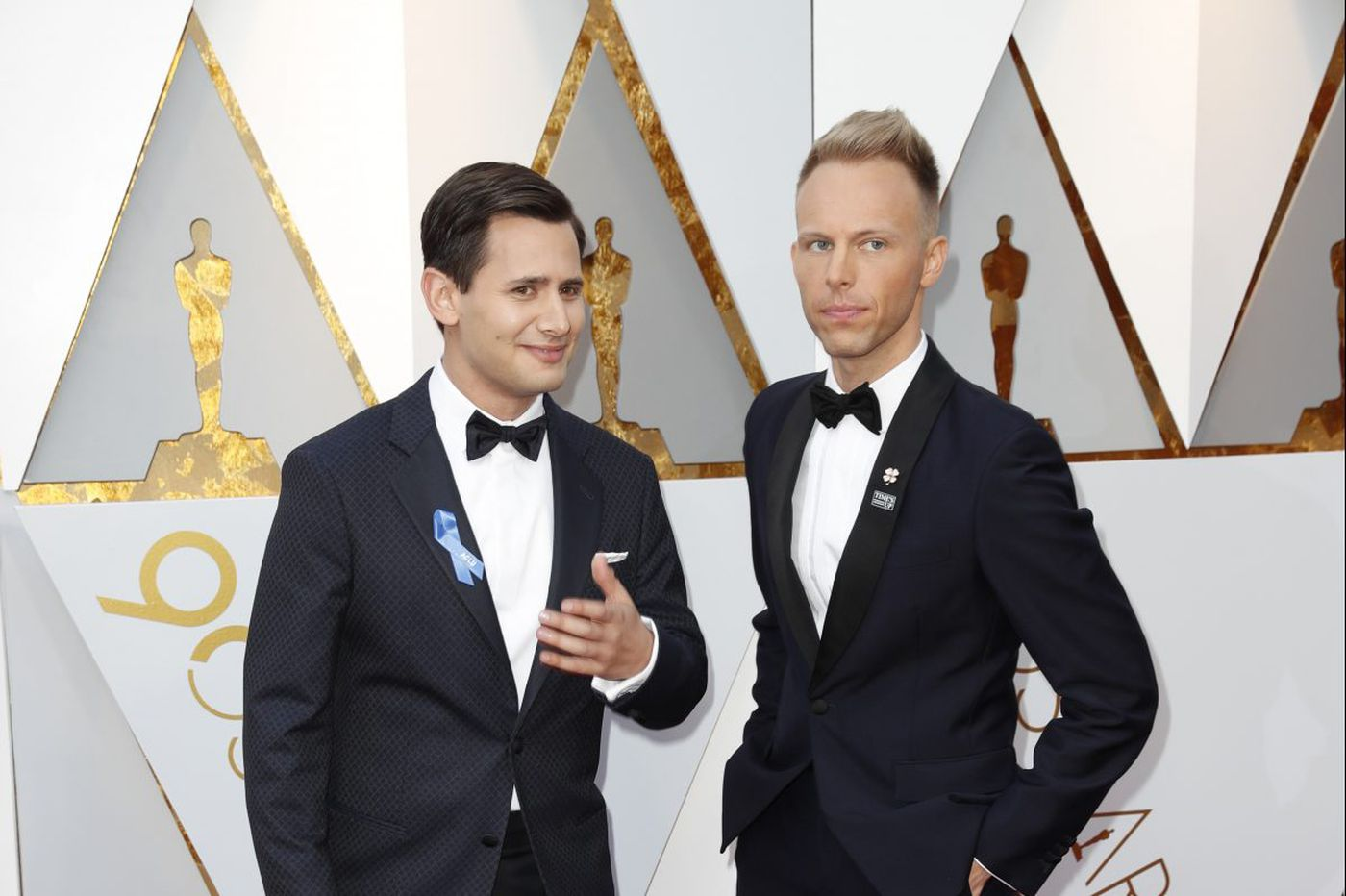 Oscars 2018: Ardmore's Benj Pasek loses best original song category
