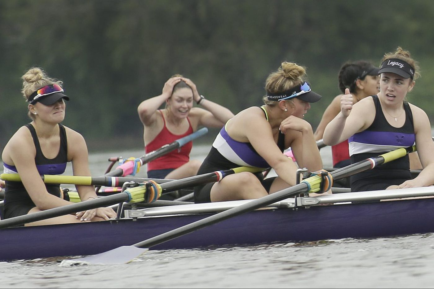 Mount St. Joseph captures five medals at Stotesbury Cup Regatta