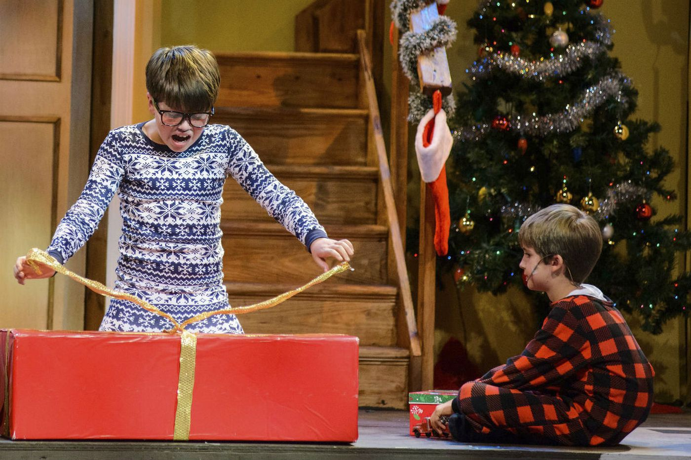 'Christmas Story': Keeps all the good things and adds more