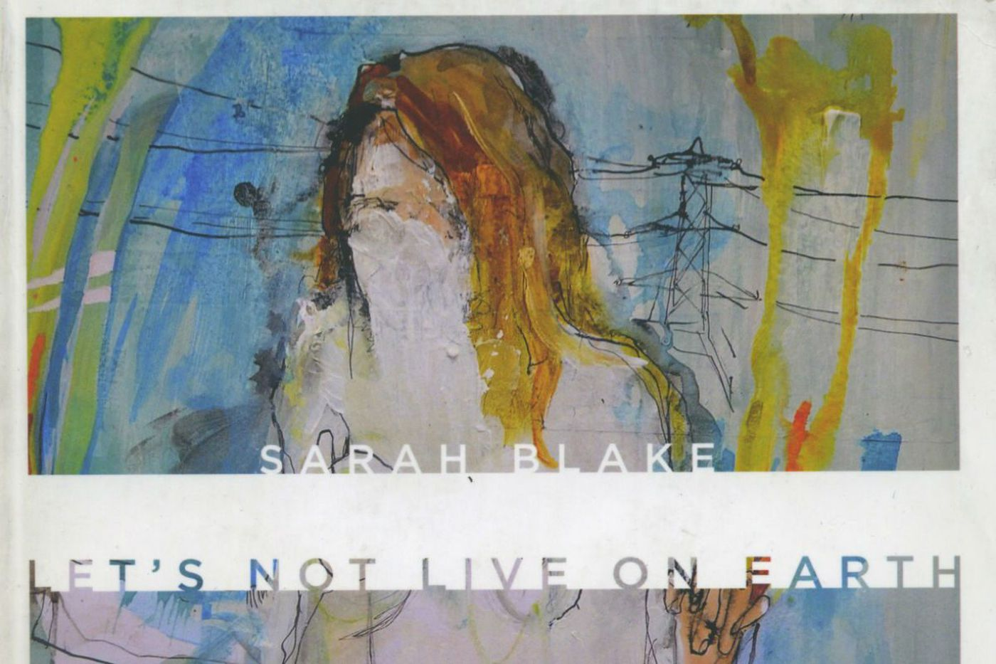 Local poet Sarah Blake's 'Let's Not Live on Earth': Zombies, monsters, sci-fi, and big messages, without preaching