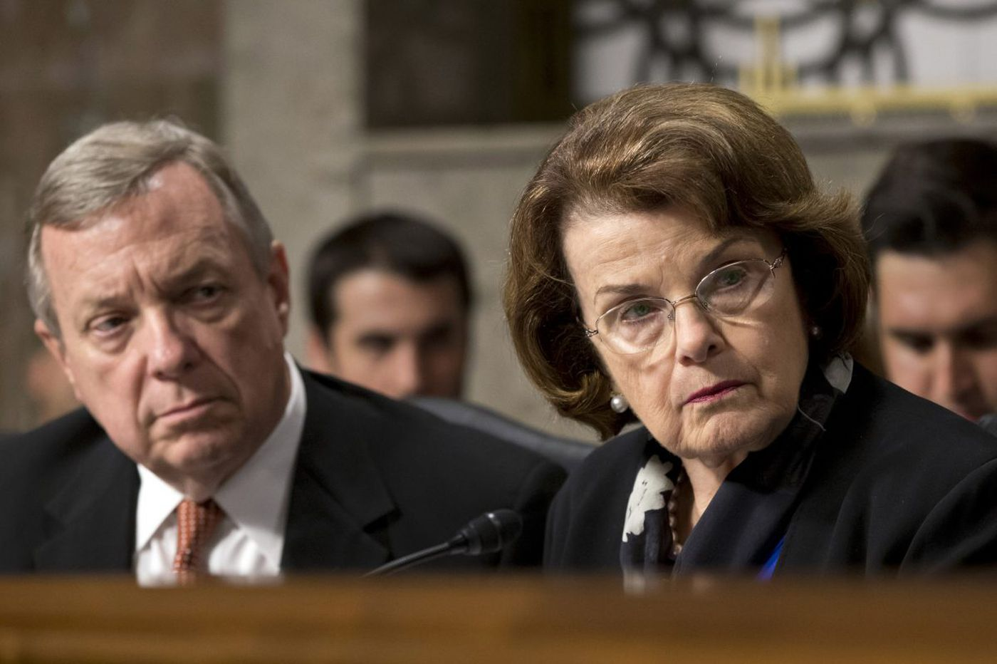 Questioning of judicial nominee's Catholicism by Feinstein and Durbin would make the Klan proud