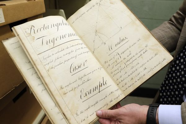 History's hoarders: At Philadelphia's Wyck Historic House, no one met a piece of paper they didn't like — for 300 years