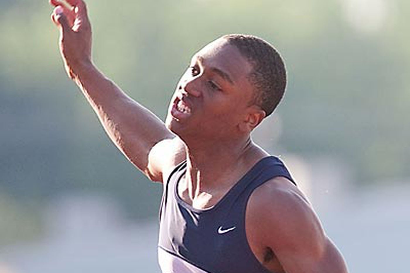 S.J. Boys' Track Athlete of the Year: Damiere Byrd, Timber Creek