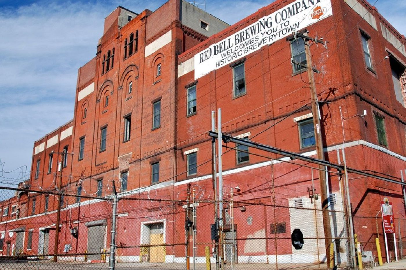 Vacant Red Bell Brewing building sold for $4.12M; apartments planned