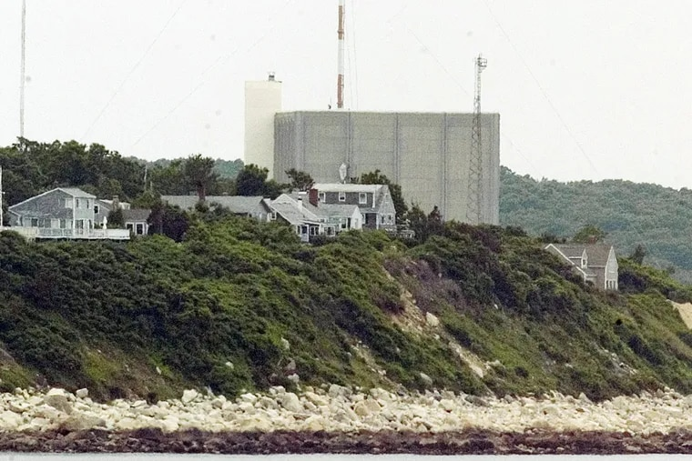 Pilgrim Nuclear Power Station is one of two that Holtec International has agreed to buy from Entergy Corp. to decommission after shutdown.