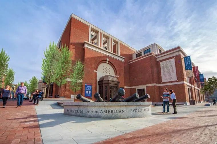 The Museum of the American Revolution was evacuated Saturday after a bomb threat was called in.