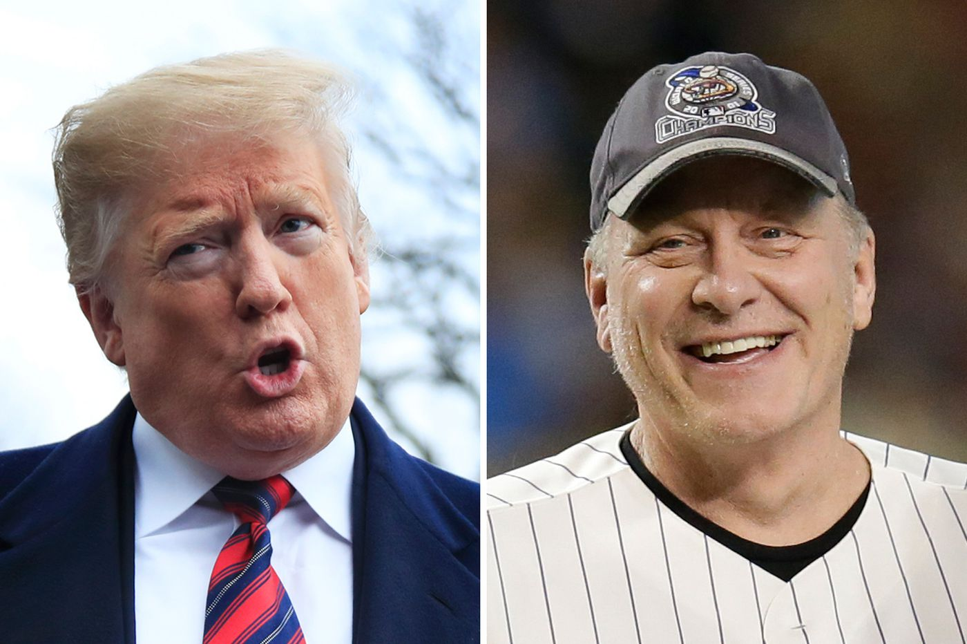 Trump wants Curt Schilling in the Hall of Fame, but his endorsement is a little too late