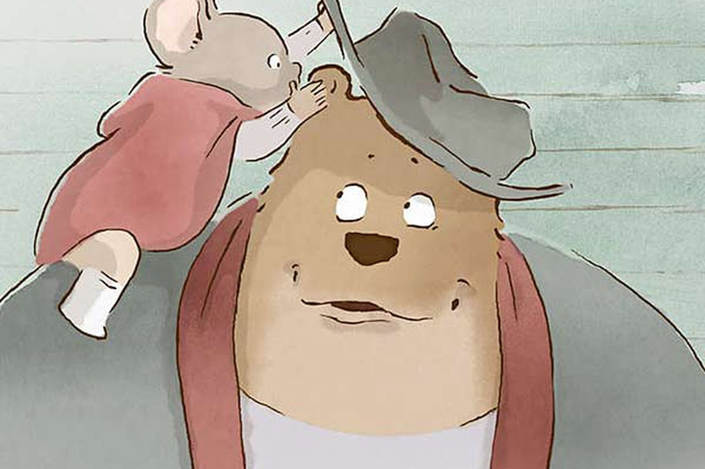 'Ernest & Celestine': An unlikely, but delightful, animal friendship