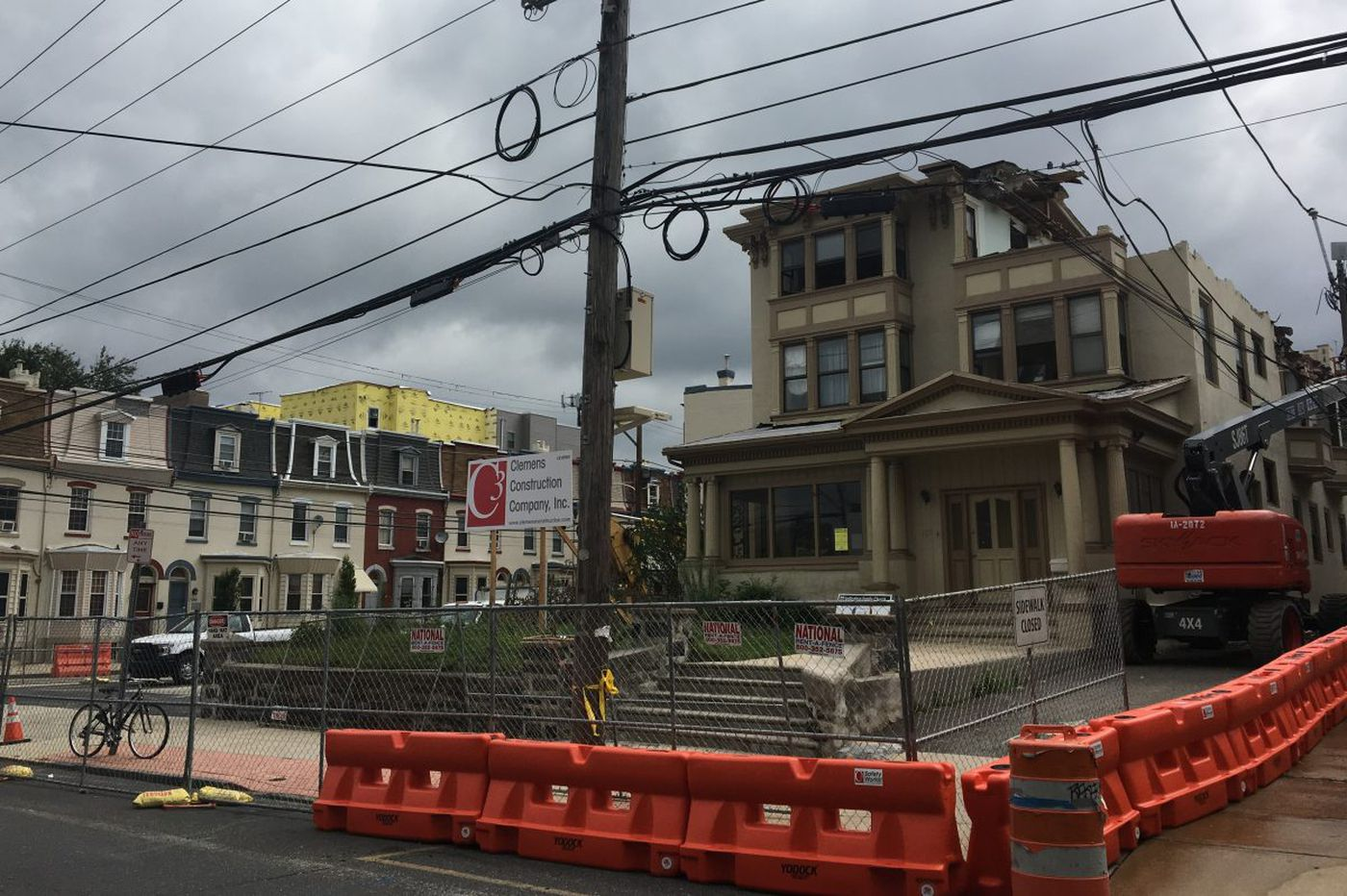 In West Philly, a Jewelers Row-style preservation debacle on a neighborhood scale