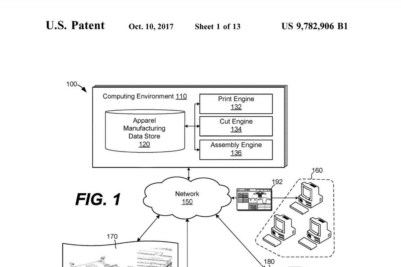 UPDATE: With Pa. plant, U.S. patent, Amazon to manufacture clothes
