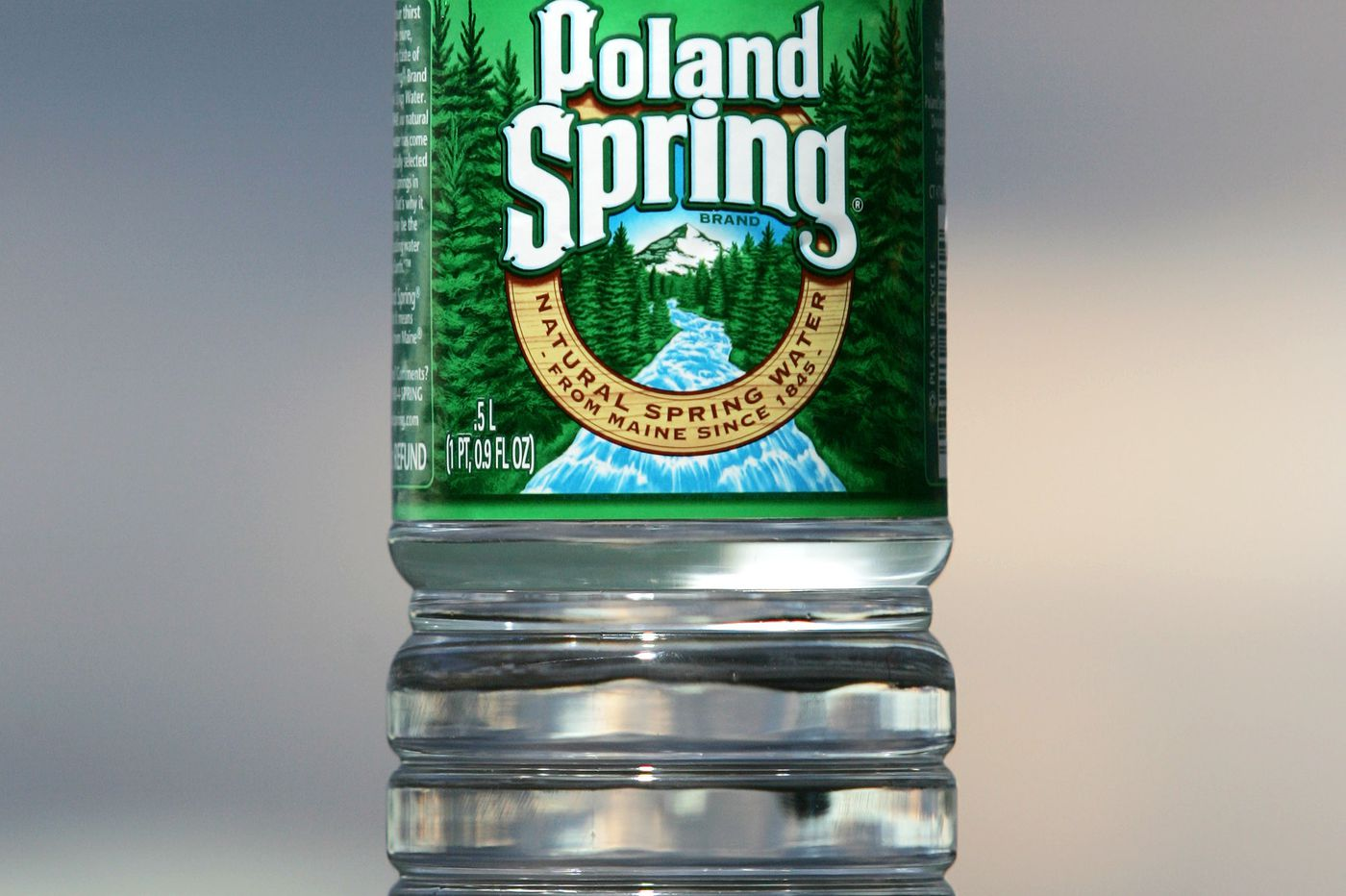 Poland Spring to use 100% recycled plastic for bottles