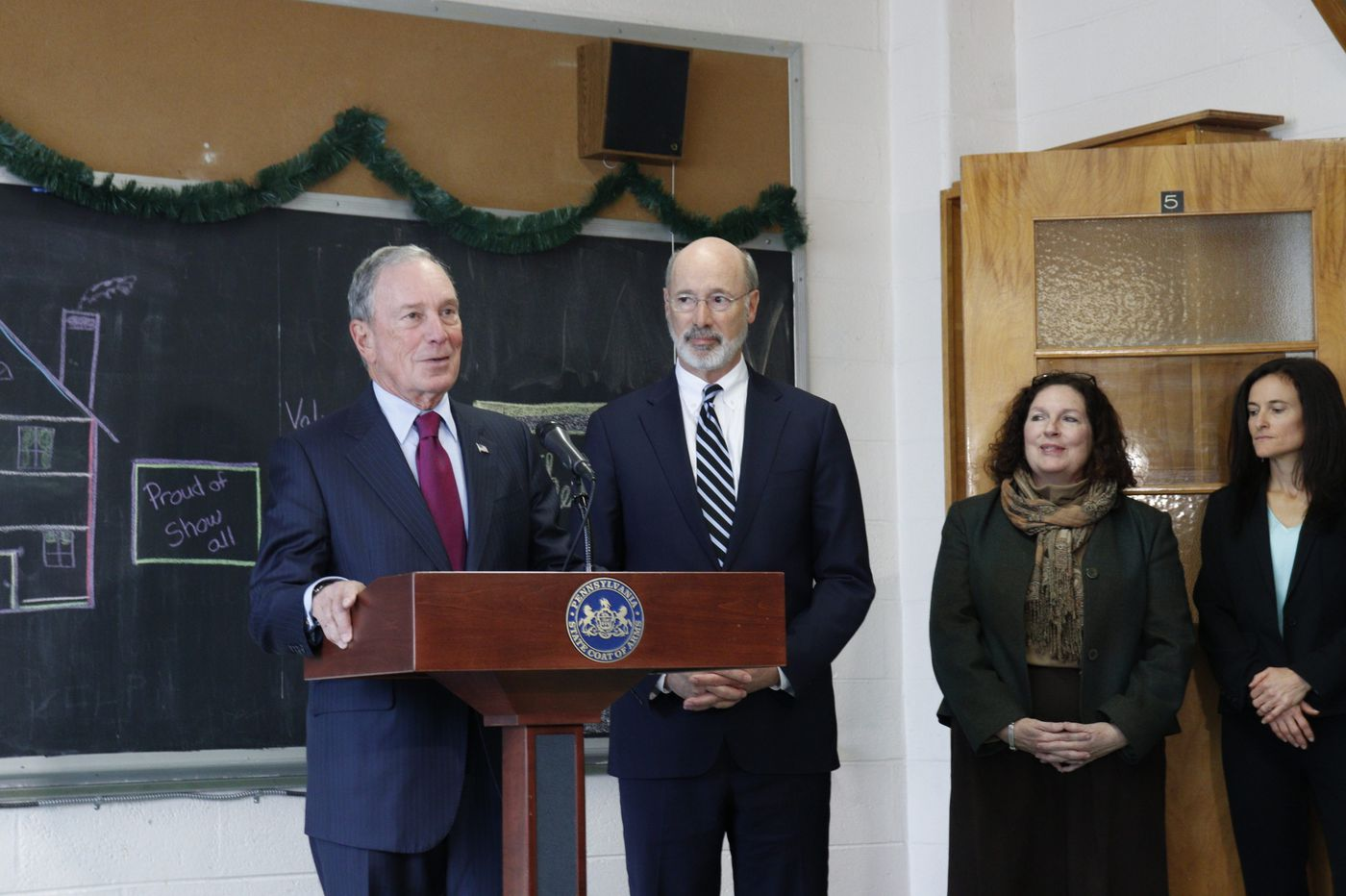 Pennsylvania to pilot Bloomberg initiative to fight opioid epidemic