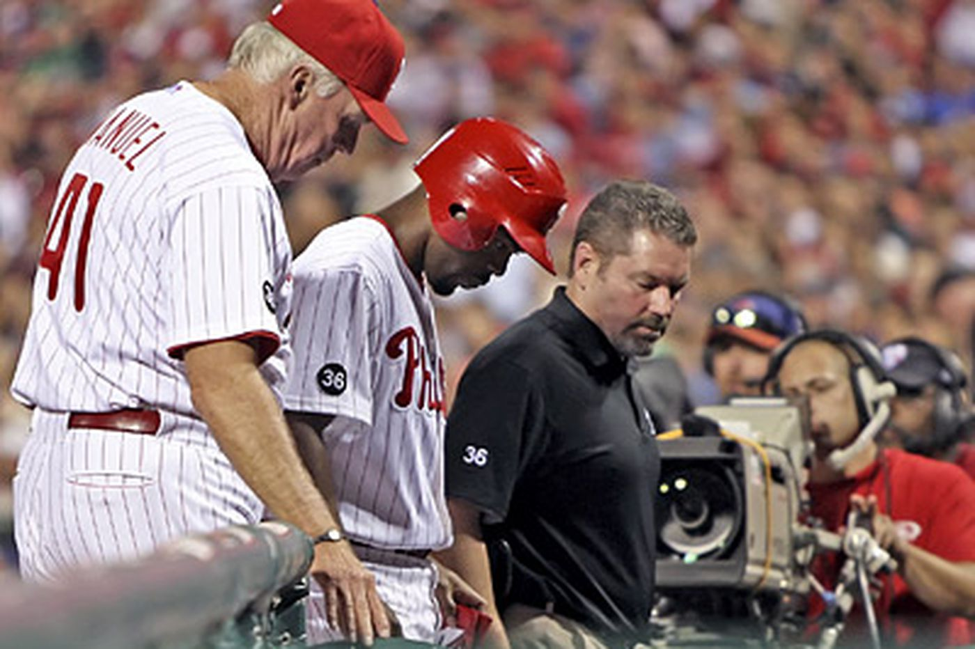 Bob Ford: Rollins' worrisome return to the disabled list