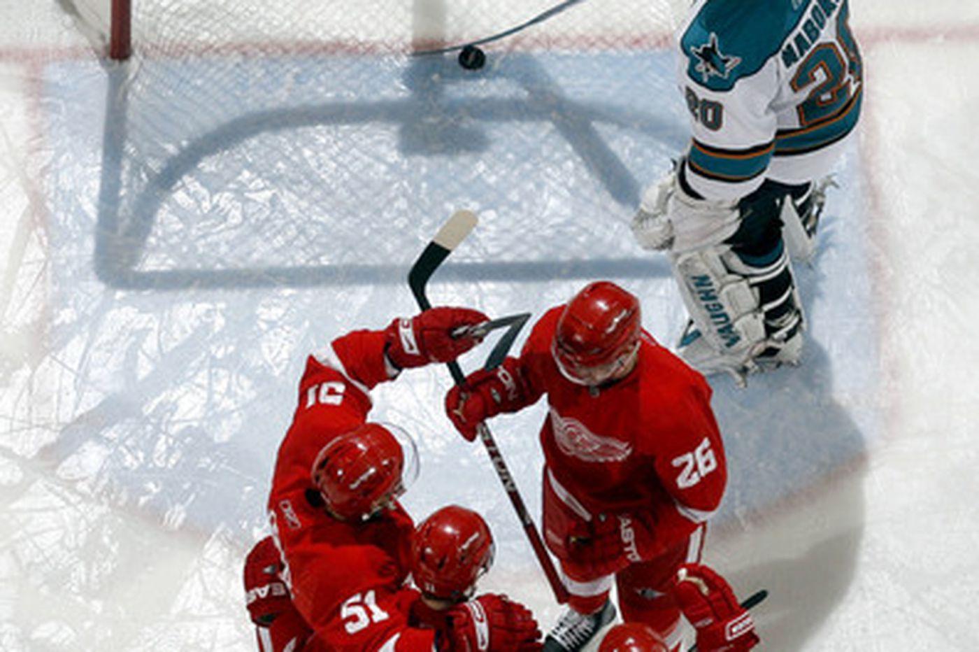 AROUND THE NHL