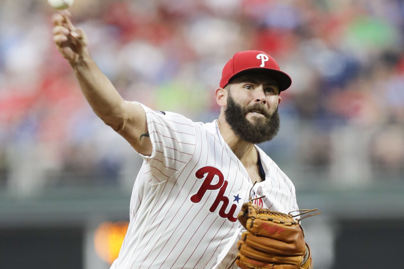 Phillies' struggles to spell an injured Jake Arrieta with the bullpen continues against Diamondbacks