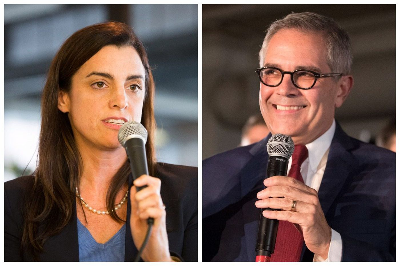 Philadelphia must hold Larry Krasner and Rebecca Rhynhart to the change they promised | Editorial
