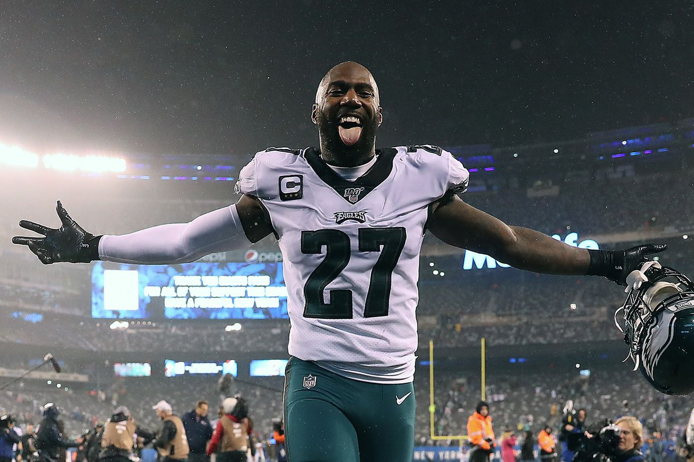 As the Eagles attempt to get younger and cheaper, Malcolm Jenkins became a casualty