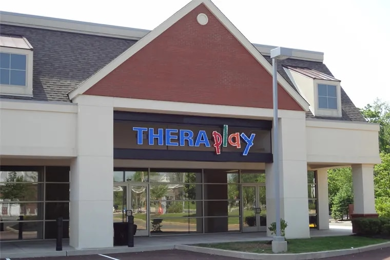 TheraPlay's Limerick location.
