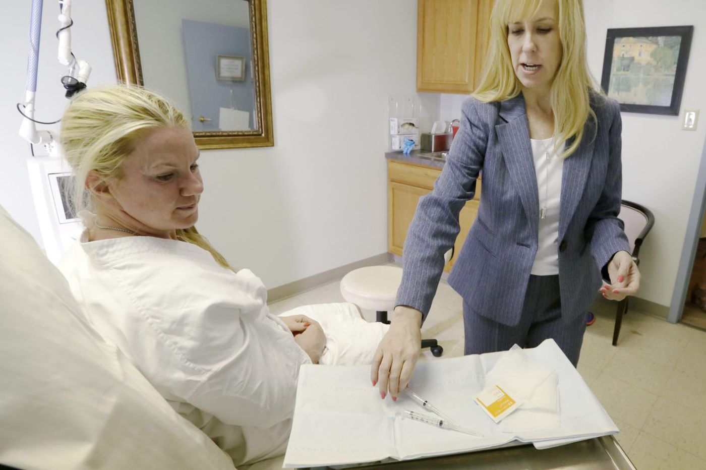 The O-Shot: Incontinence fix or empty promise?