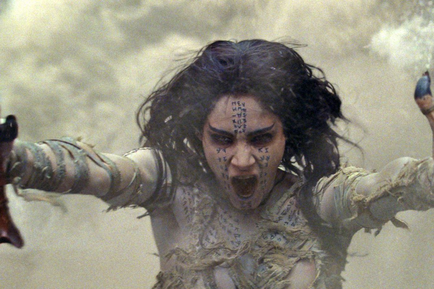 Tom Cruise's 'The Mummy': Fun before it unravels