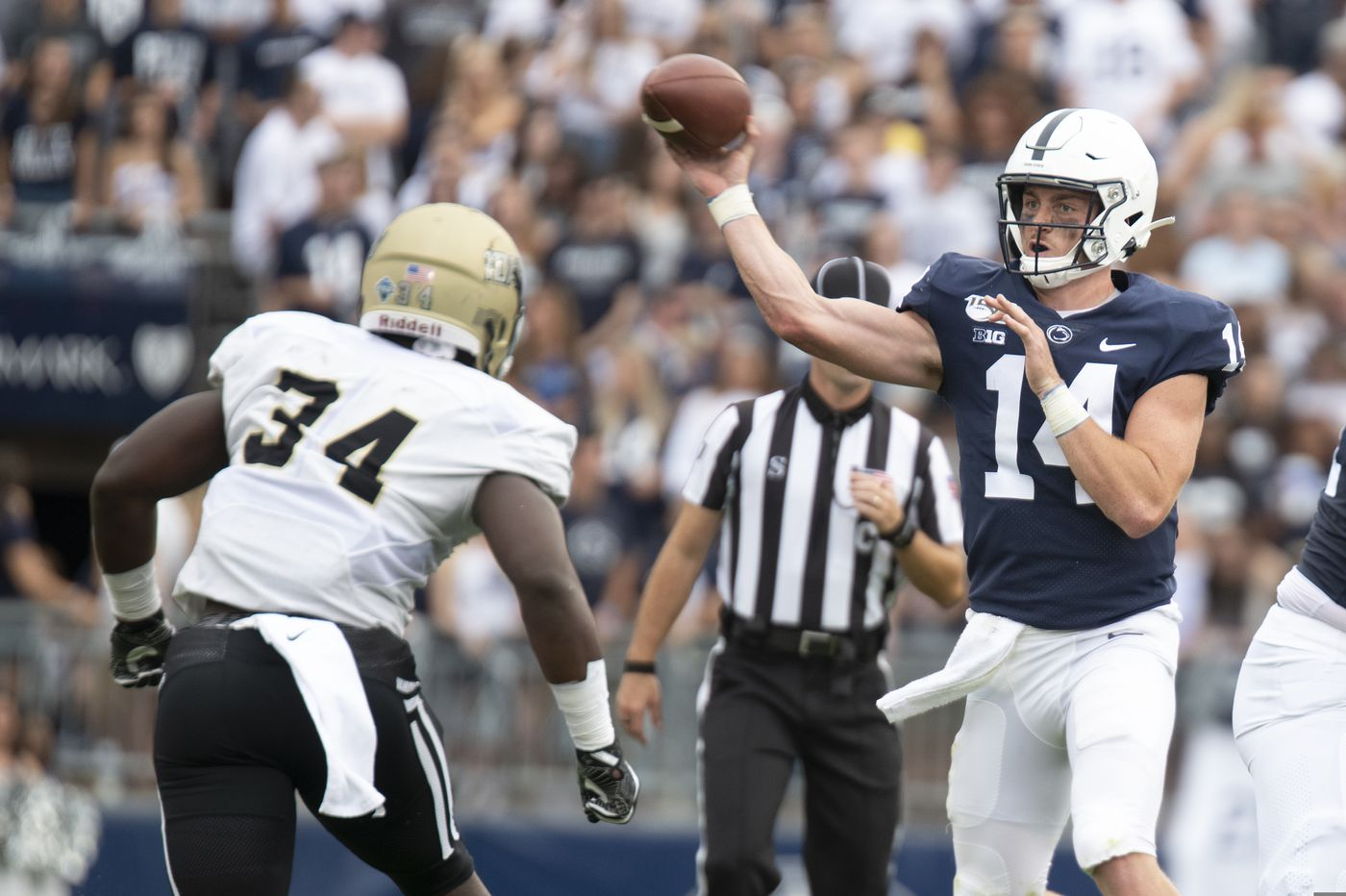 Penn State vs. Buffalo: It won't be as easy as 79-7, but Penn State should go 2-0