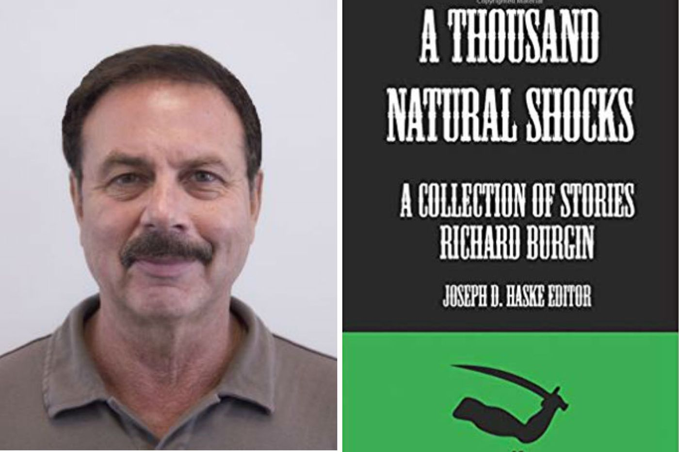 Richard Burgin's 'A Thousand Natural Shocks': Imaginative, profound, with dark humor added