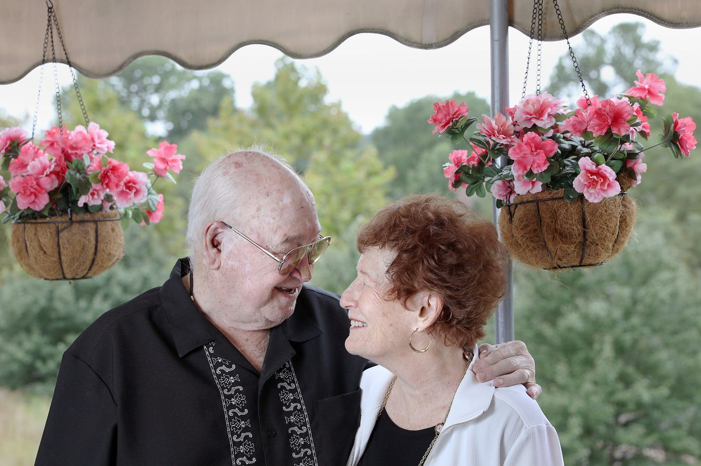 For these widowed churchgoers, there was Lent, then lunch, then love.