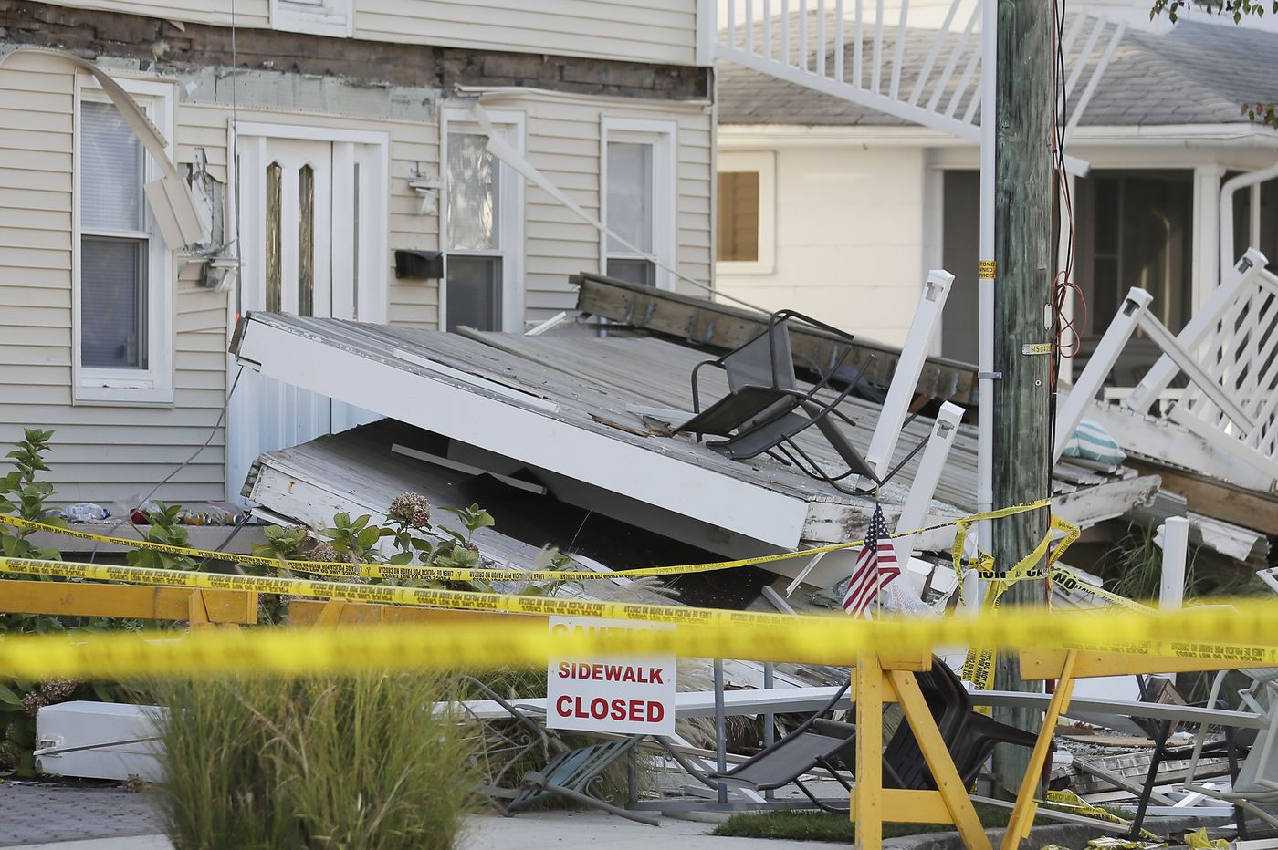After deck collapse, Wildwood mayor says everyone on the island needs to inspect their decks