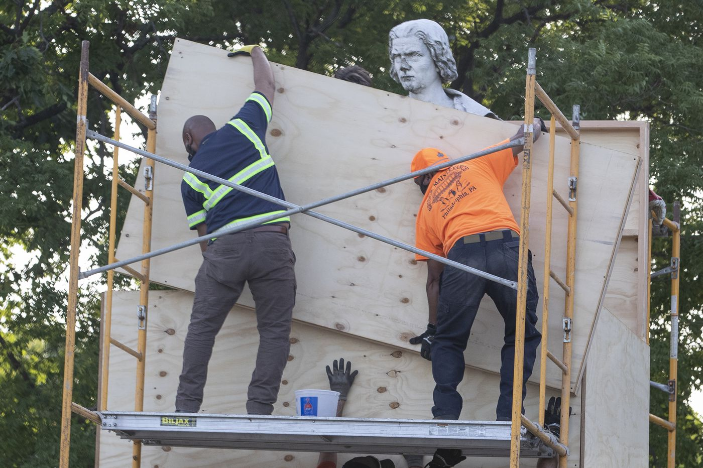 Philly prosecutor lobbying for statue: Columbus was a 'civil-rights activist'