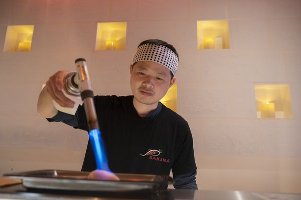 Review: Philly embraces omakase at its own speed and budget