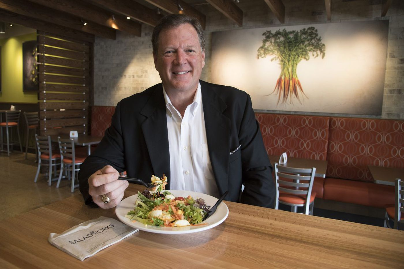 CEO puts Saladworks' sacred cows out to pasture