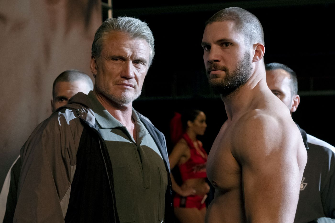Why Dolph Lundgren didn't want to play 'Rocky IV' villain Ivan Drago ever again
