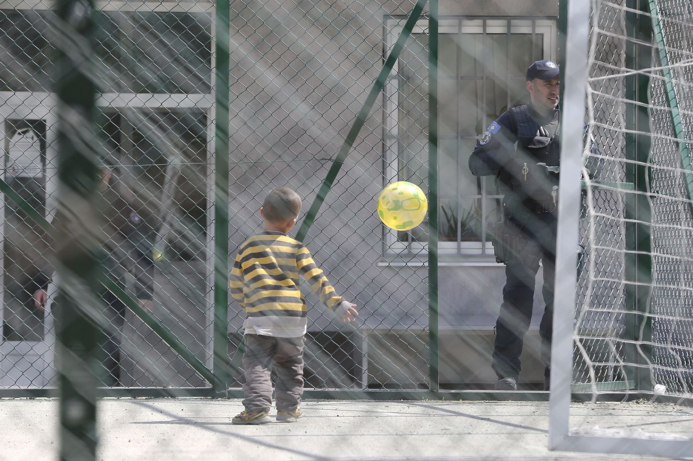 Detained children should be released, not used as political pawns | Christine Flowers
