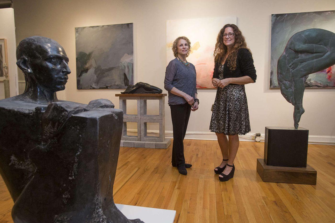 The vanishing Philadelphia art gallery
