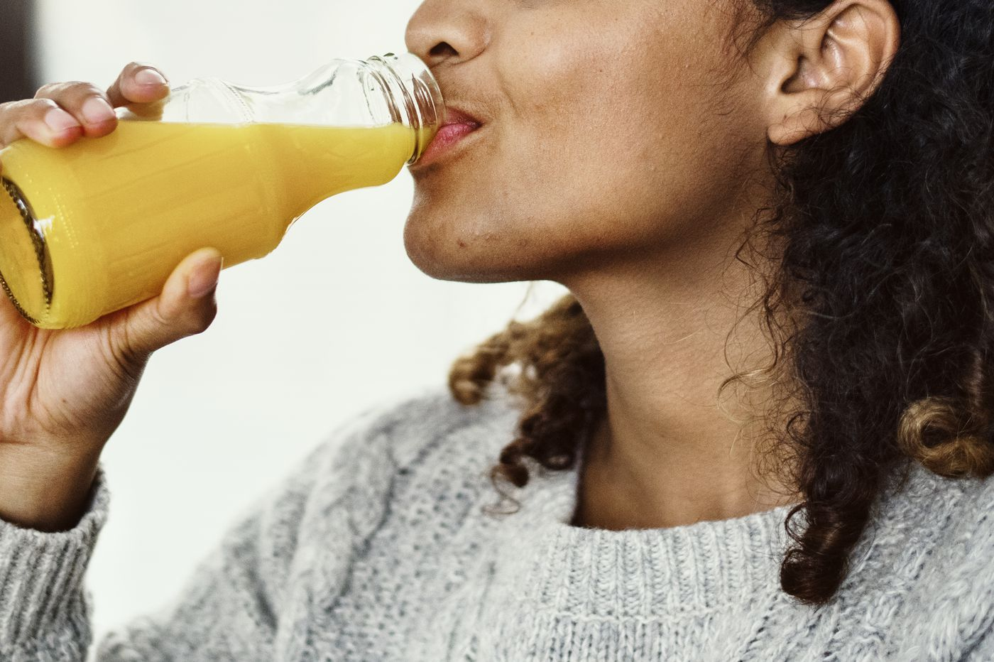 That sugary beverage — even if it's 100 percent fruit juice — may be killing you