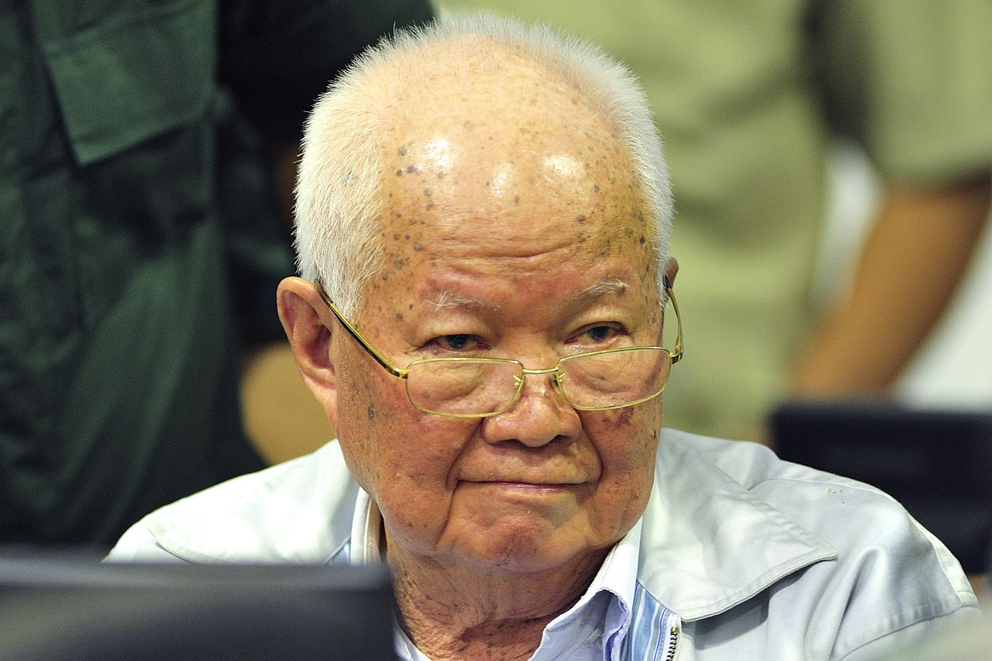 Cambodia says Khmer Rouge tribunal that convicted 3 is done
