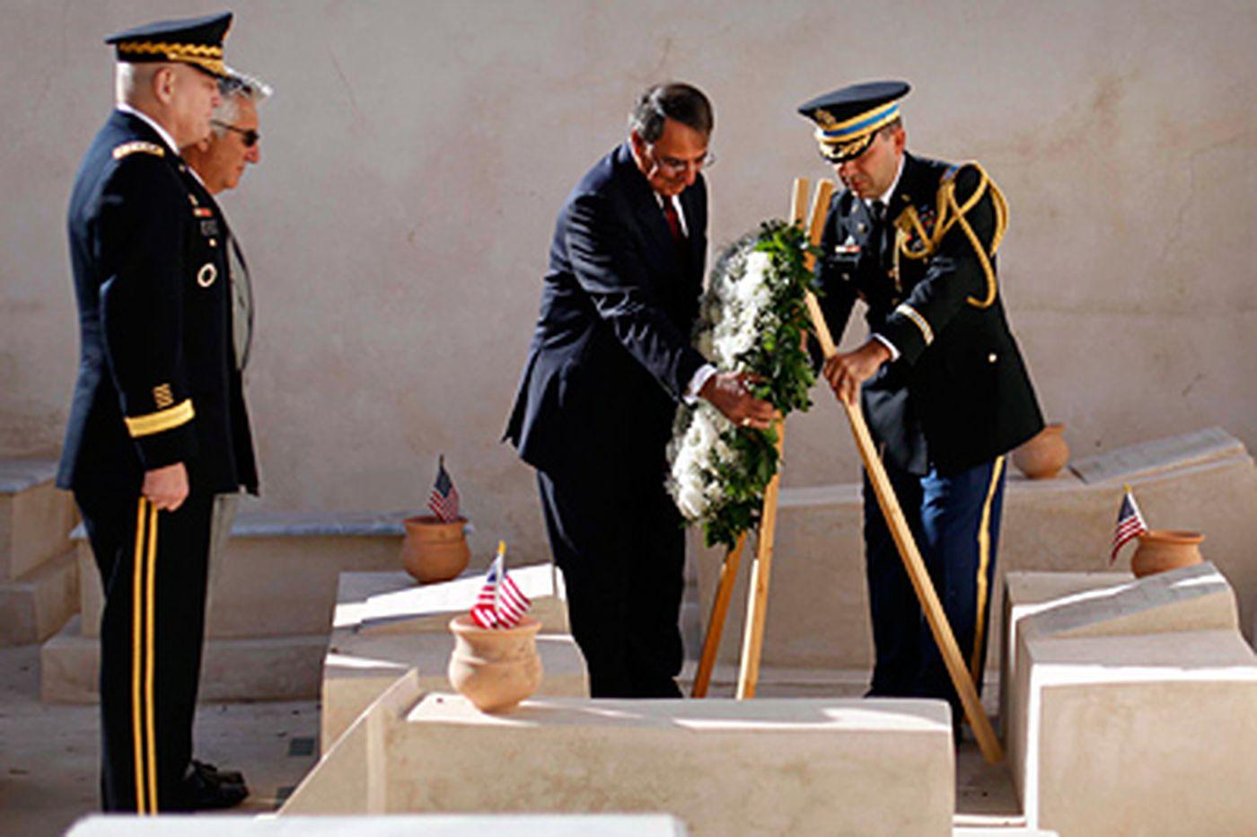 Historic visit to Libya by Pentagon chief Panetta