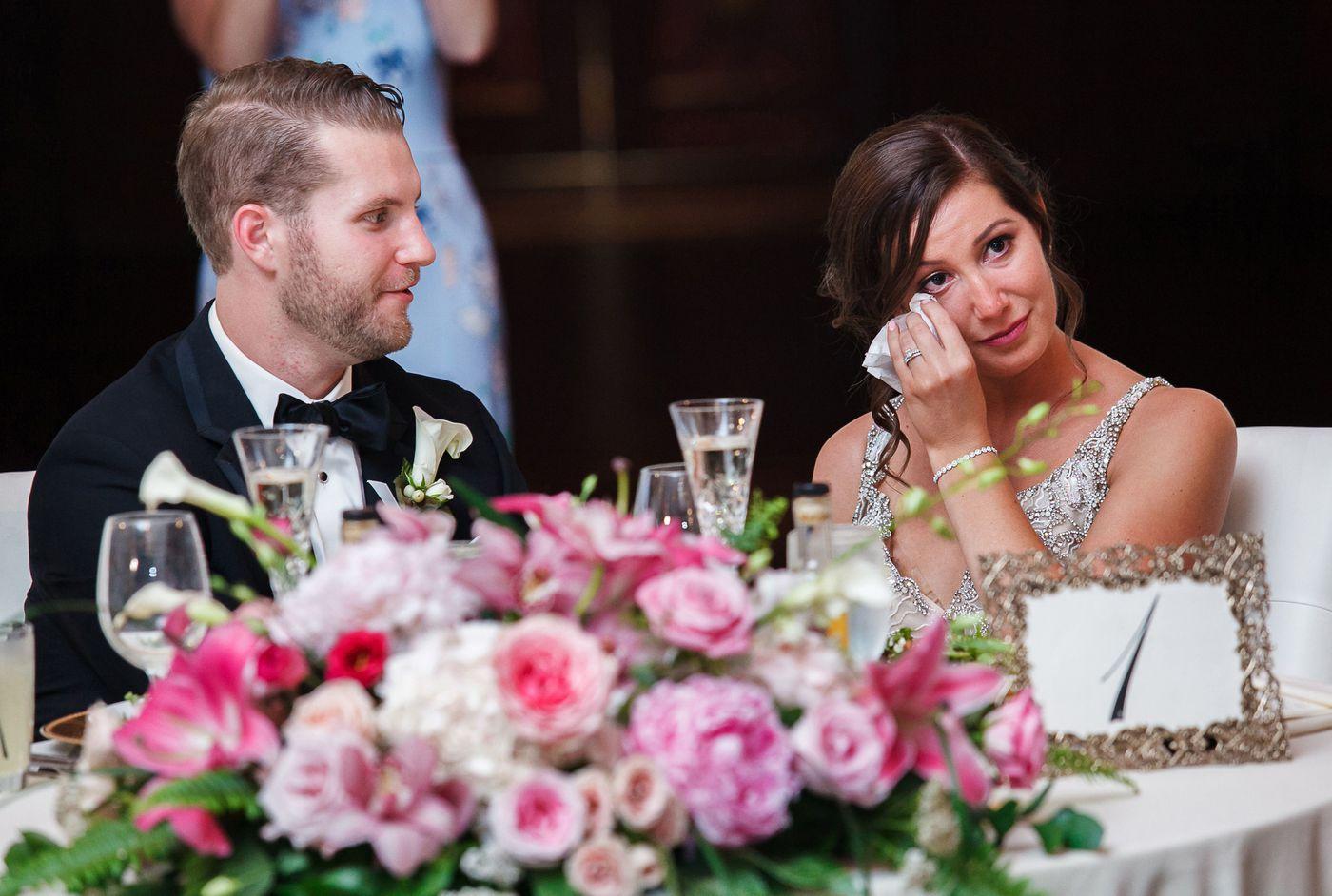 Philadelphia weddings: Elise Del Casale & Bill Viscuso
